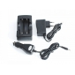 Wholesale 17670 18650 Charger Kits HXY 18650-2A Charger with car charger