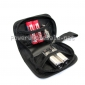 Wholesale High quality ecig carrying case black zipper carrying for ecig b