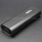 Wholesale Tomo V8-2 portable power bank with dual USB output and LCD screen