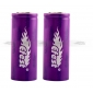 Wholesale EFest IMR 26650 5000mah 45A 3.7v LiMn battery -Puple Flat Top